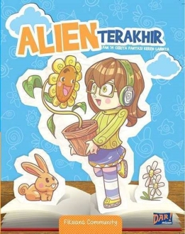 Buku Cerita Anak Alien Terakhir