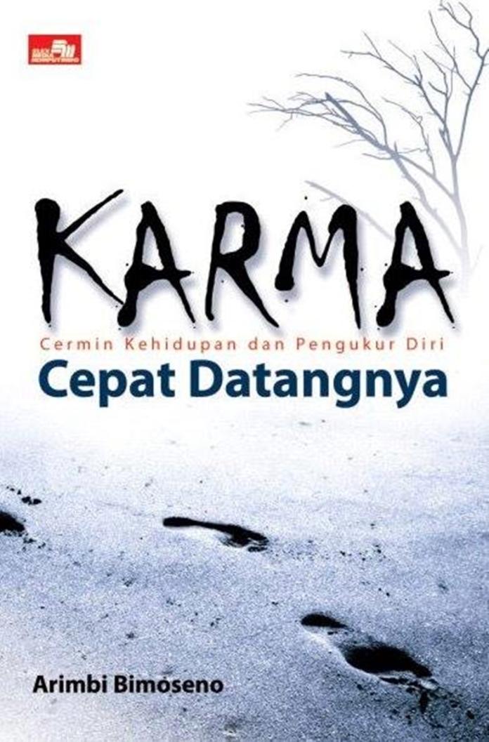 Buku Karma Cepat Datangnya