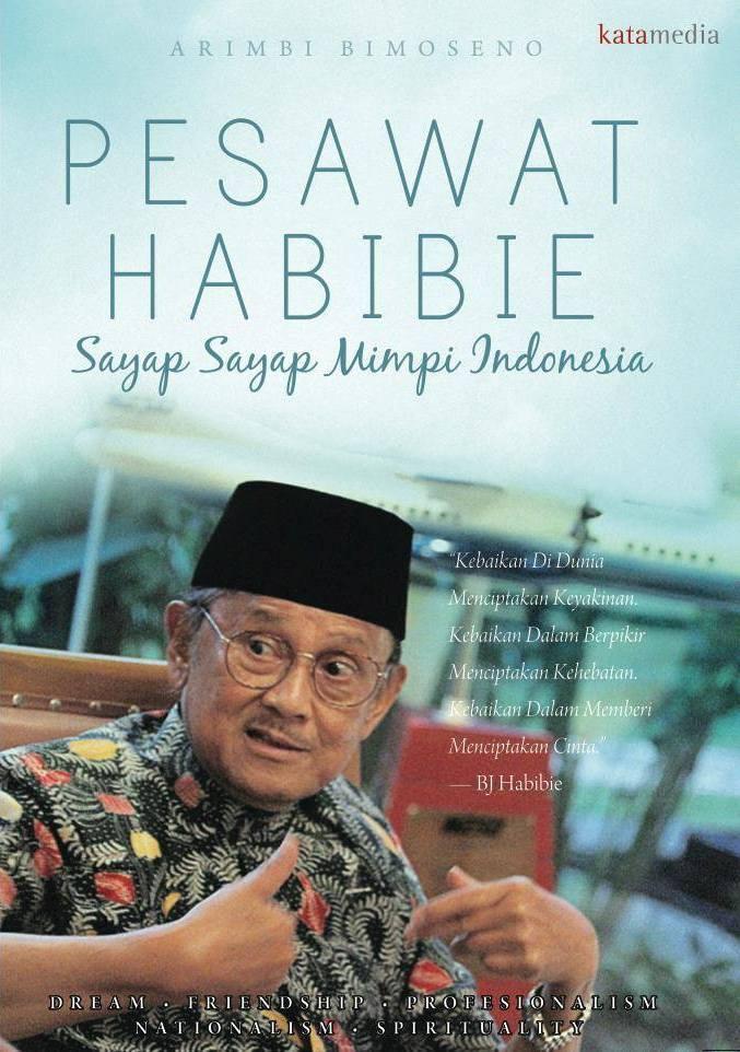 Buku Pesawat Habibie
