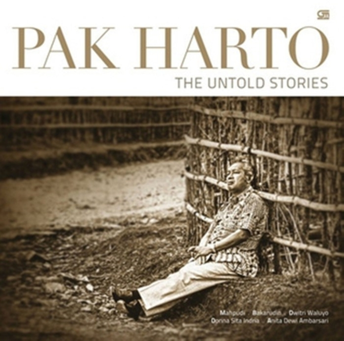 Buku Pak Harto The Untold Stories